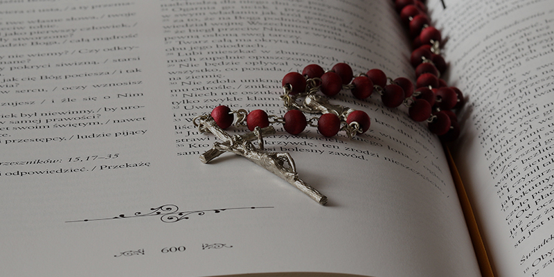 Altar & Rosary